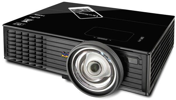 Projektor Viewsonic PJD6353+ UCHWYTorazKABEL HDMI GRATIS !!! MOŻLIWOŚĆ NEGOCJACJI  Odbiór Salon WA-WA lub Kurier 24H. Zadzwoń i Zamów: 888-111-321 !!!