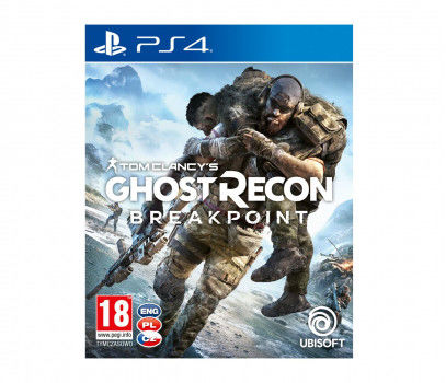 UBISOFT Tom Clancy''s Ghost Recon Breakpoint Playstation 4