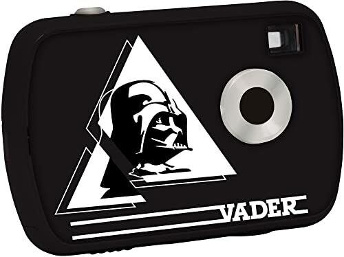 Star Wars Darth Vader aparat cyfrowy 1,3 MP z wewnętrzną pamięcią 8 MB