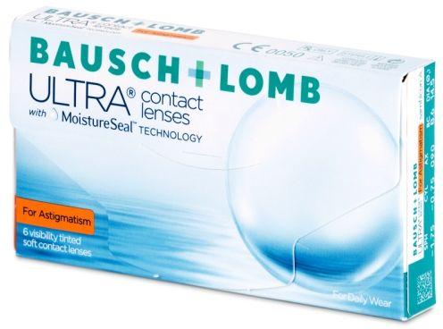 Bausch + Lomb ULTRA for Astigmatism ( 6 soczewek )