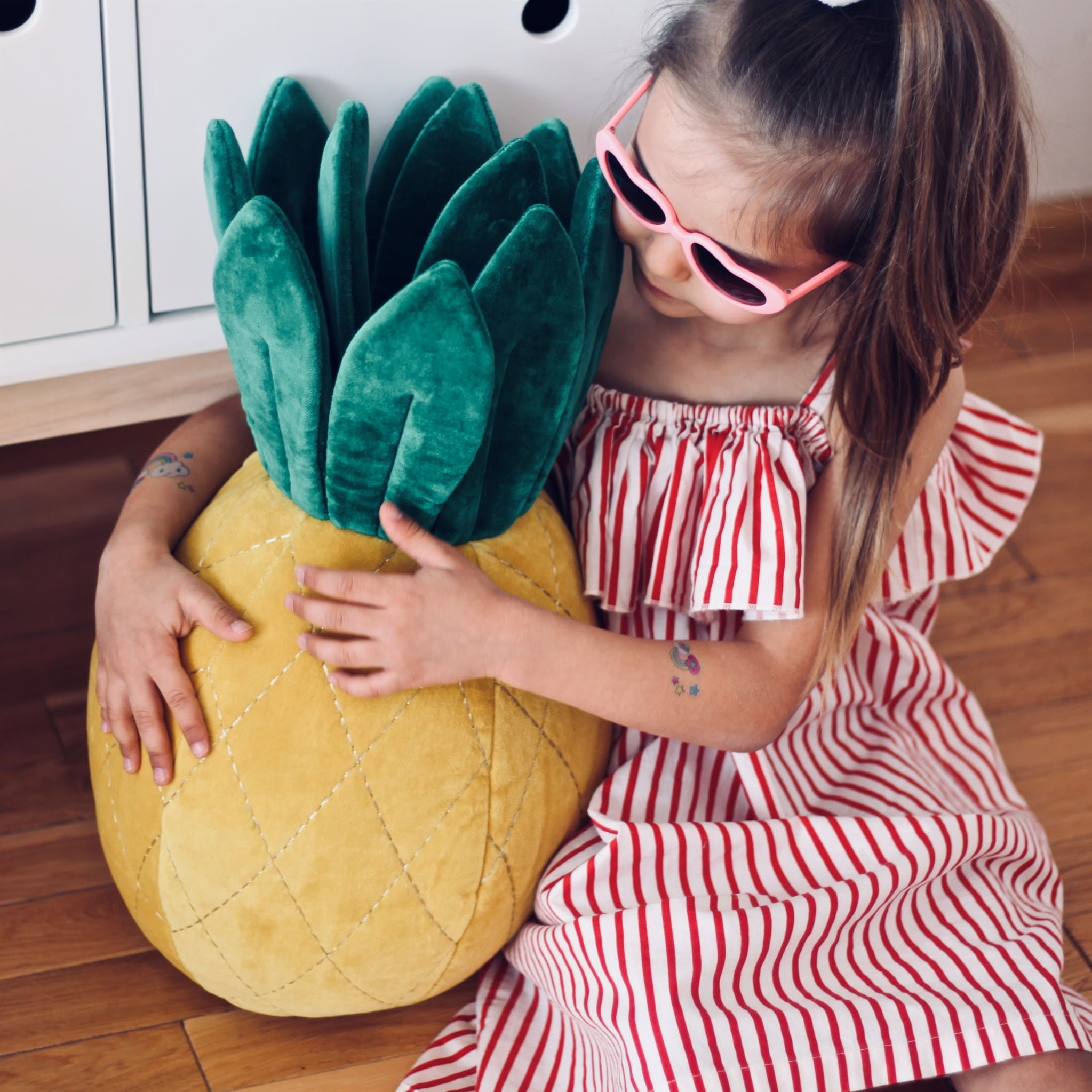 Poduszka Ananas
