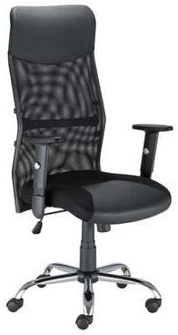 Fotel Biurowy Nowy Styl HIT R Czarny (Promocja!)