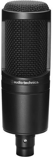 Audio-Technica AT2020 - mikrofon pojemnościowy Audio-Technica AT2020 - mikrofon pojemnościowy