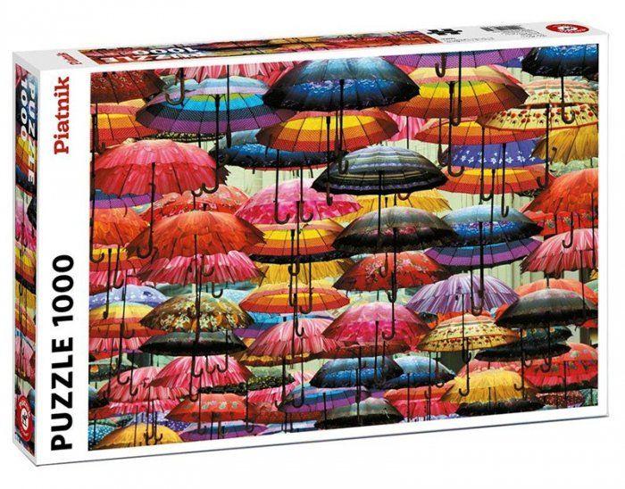 Puzzle Parasolki Piatnik