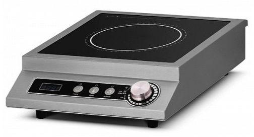 Kuchenka indukcyjna 1 pole grzewcze 60 - 280 C 3500W
