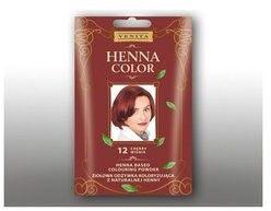 Venita Henna Color ziołowa odżywka koloryzująca z naturalnej henny 12 Wiśnia