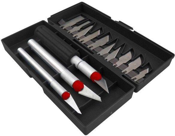 Zestaw noży specjalistycznych 13 szt.