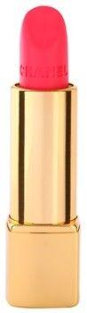 Chanel Rouge Allure Velvet jedwabista pomadka z matowym wykończeniem odcień 42 L Éclatante 3,5 g