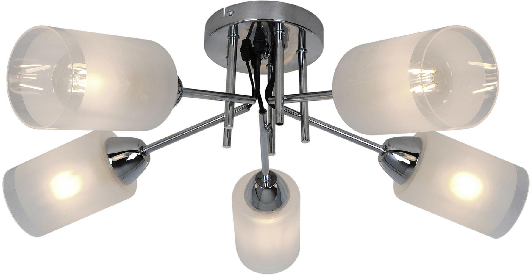 Lampa sufitowa MEDA CL20007-5 - Zuma Line