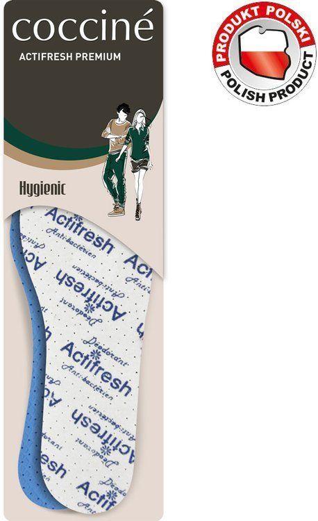 Wkładka do butów actifresh rozmiar 39/40 Coccine 72683 - ZYSKAJ RABAT 30 ZŁ