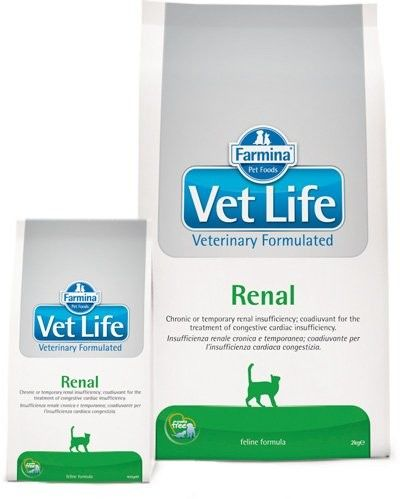 Farmina Vet Life Renal 2kg Cat
