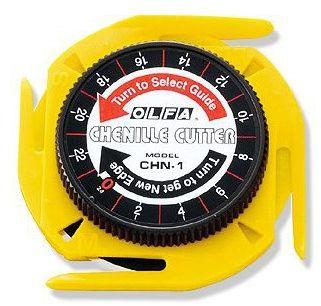 """Nóż OLFA CHN-1 - do wykonywania robótek ręcznych techniką """"Chenille"""" (CHN-1)"""