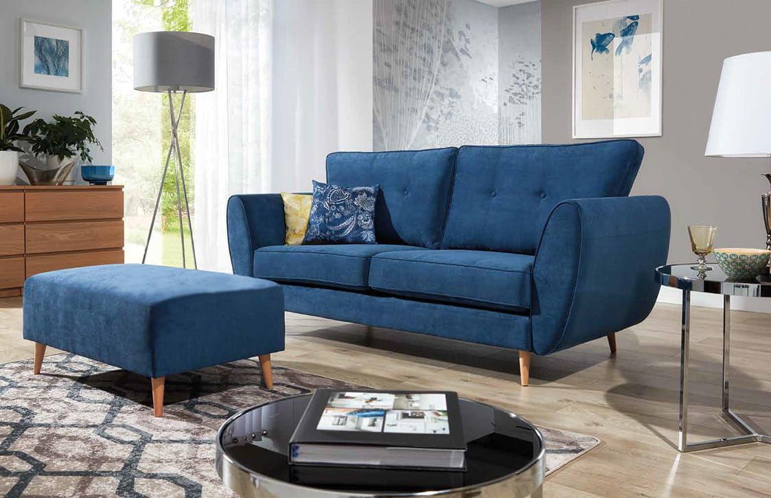 Nowoczesna sofa dwuosobowa ELIANA 2