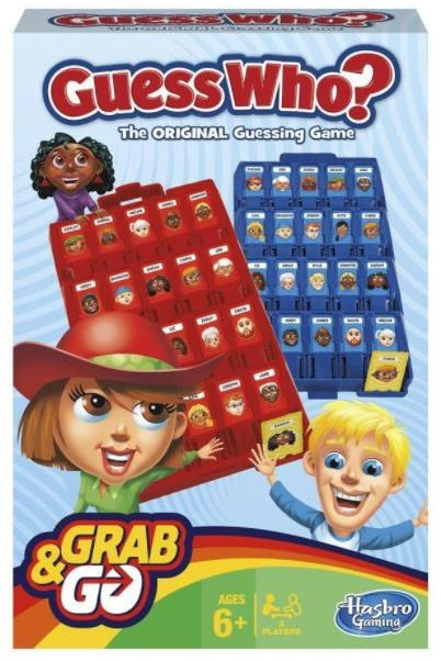Gra Guess Who Grab and Go