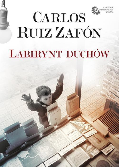 Labirynt duchów - Carlos Ruiz Záfon - ebook