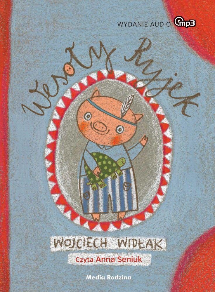 Wesoły Ryjek - Wojciech Widłak - audiobook