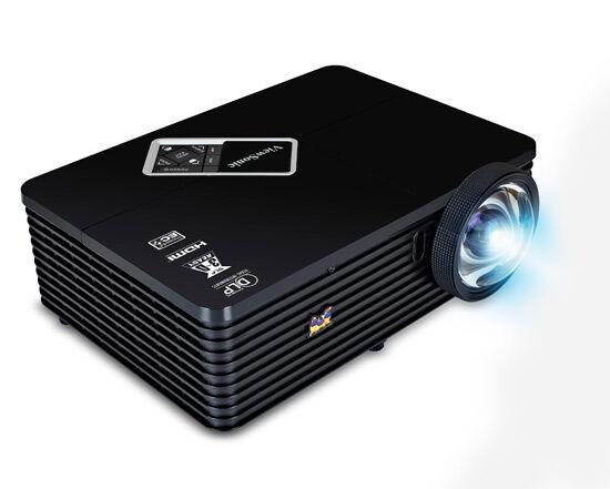Projektor Viewsonic PJD5483S+ UCHWYTorazKABEL HDMI GRATIS !!! MOŻLIWOŚĆ NEGOCJACJI  Odbiór Salon WA-WA lub Kurier 24H. Zadzwoń i Zamów: 888-111-321 !!!