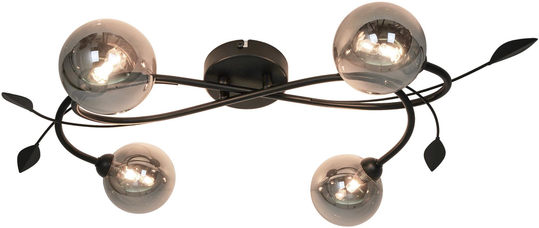 Lampa sufitowa SERPA G917003A-4CL - Zuma Line