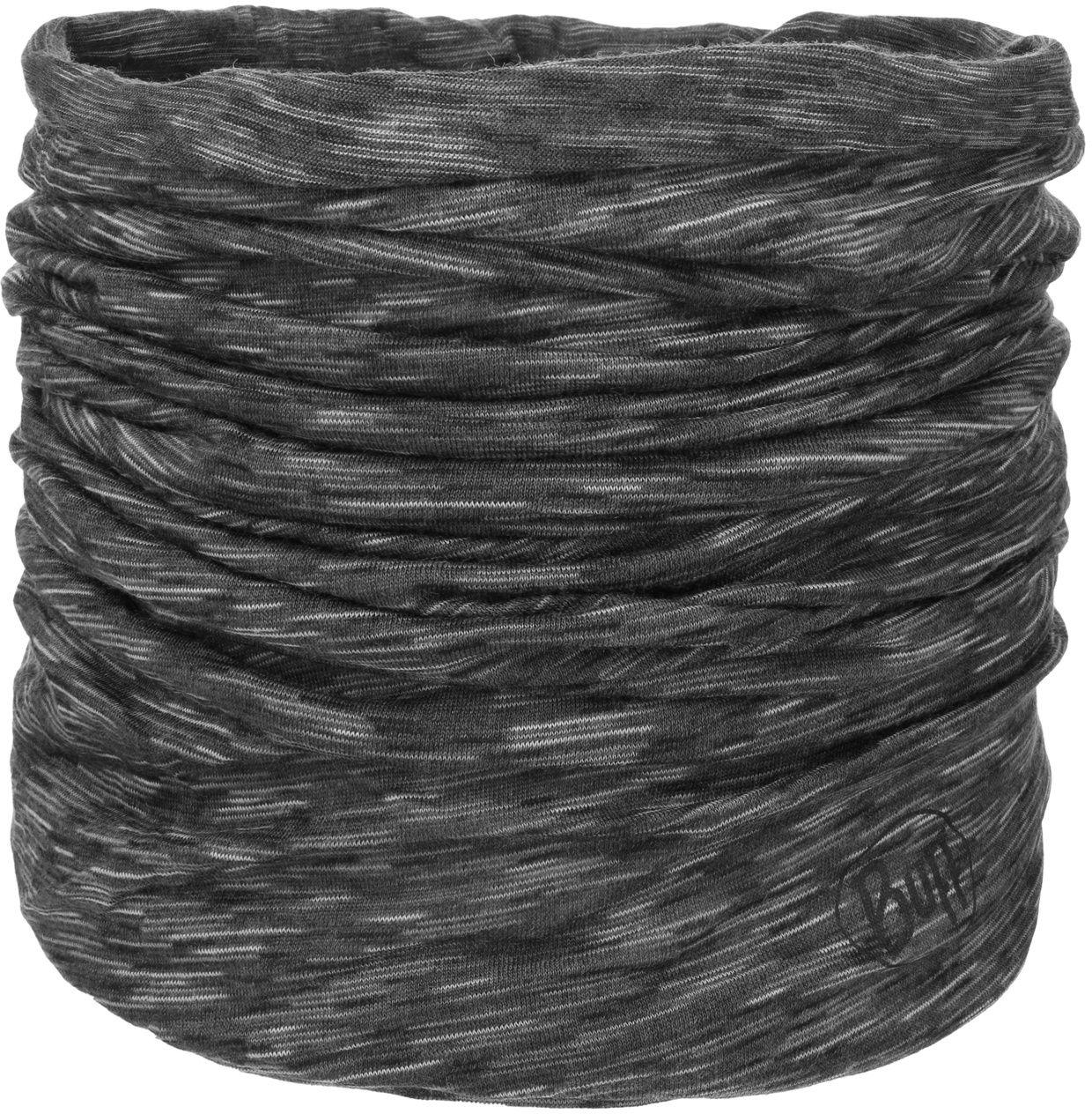 Merino Shale Grey Multifunctional Bandana by BUFF, antracytowy, One Size