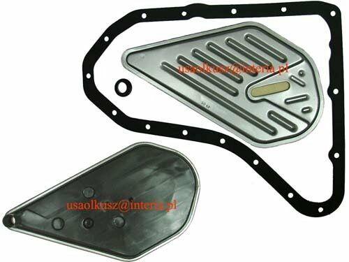 Filtr oleju automatycznej skrzyni biegów Pontiac Trans Sport 3,1 V6