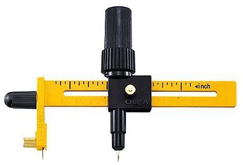 Nóż do wycinania kół OLFA CMP-1/DX (CMP-1/DX)