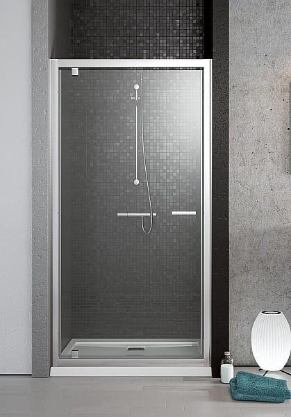 Radaway Twist DW drzwi wnękowe 80 cm, szkło przejrzyste wys. 190 cm. 382001-01