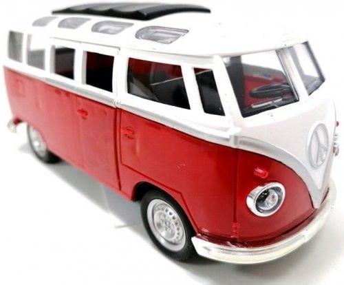 Anek Autobus Transporter - Czerwony