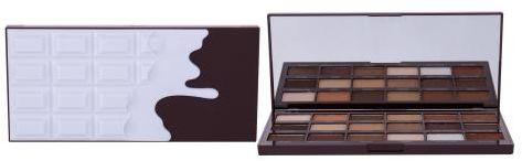 Makeup Revolution London I Heart Revolution Chocolate cienie do powiek 18 g dla kobiet Smores Chocolate
