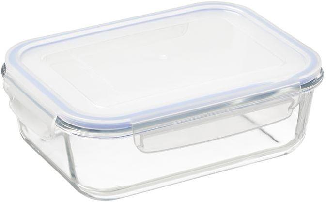 Szklany Żaroodporny Pojemnik Na Żywność Lyngby 1L PlastTeam