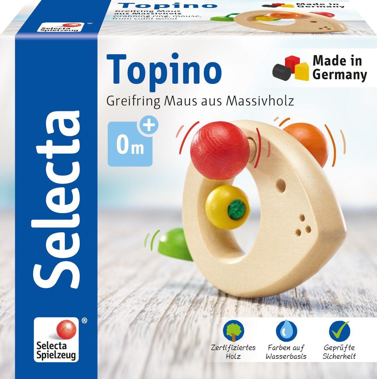 Selecta 61030 Topino, drewniany chwytak