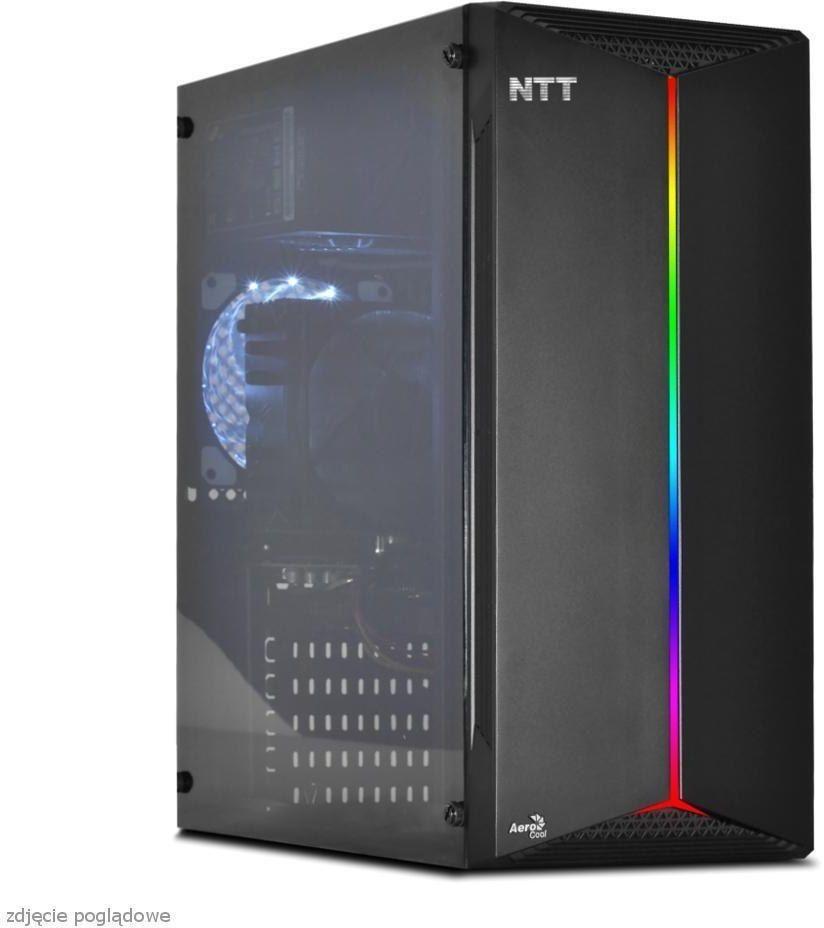 KOMPUTER DO GIER NTT GAME - I5-10400F, GT 1030 2GB, 8GB RAM, 512GB SSD
