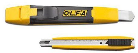 Nóż segmentowy OLFA DA-1 - z ostrzem 9 mm (DA-1)