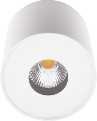 Plafon Plazma IP54 C0152 Maxlight biała oprawa sufitowa w nowoczesnym stylu