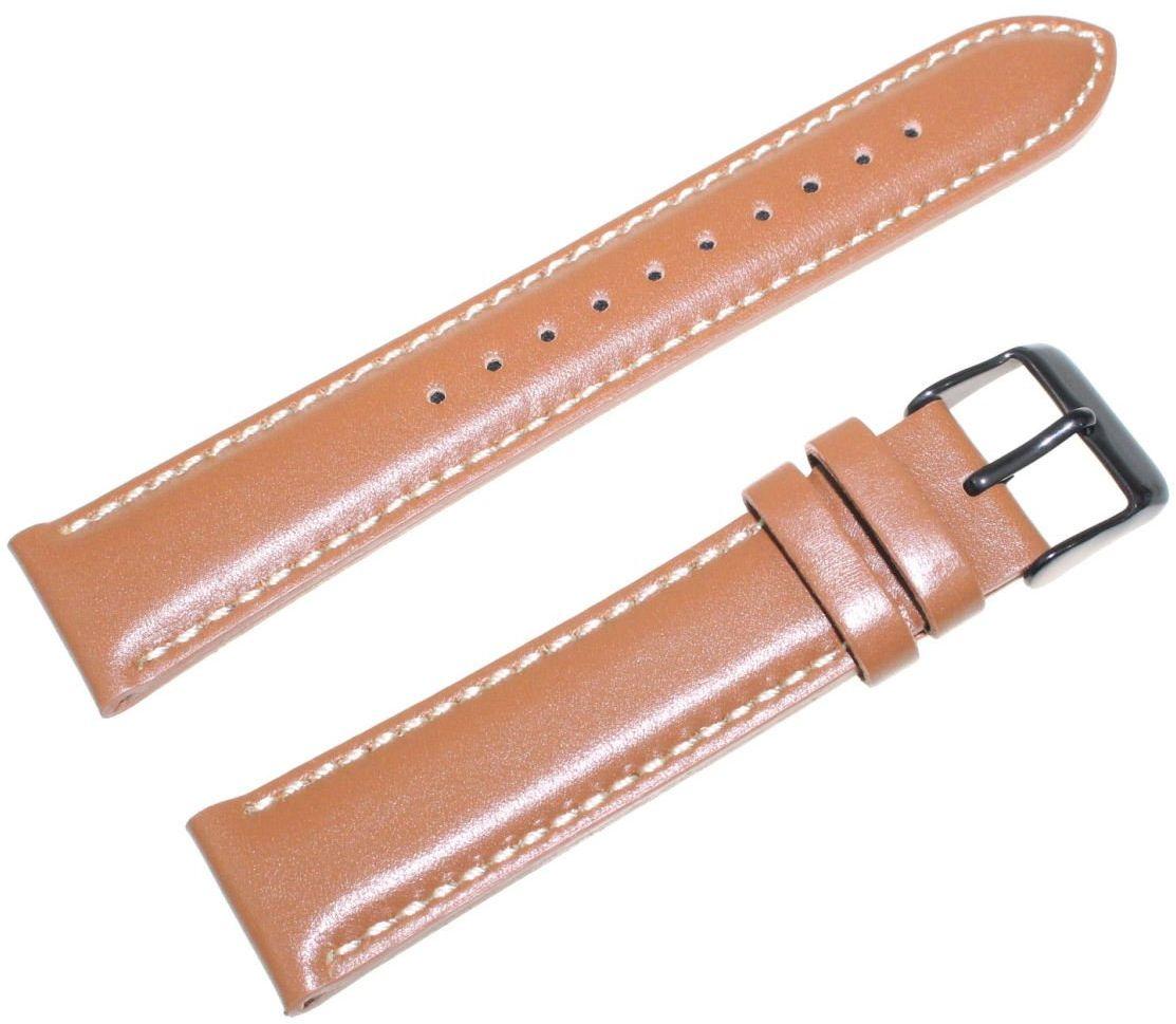 Skórzany pasek do zegarka 20 mm Lorus RM349EX9