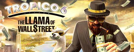 Tropico 6 The Llama of Wall Street (PC) Klucz Steam