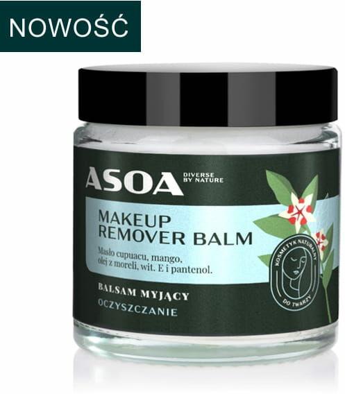 Asoa Balsam Myjący MAKEUP REMOVER BALM 120 ml