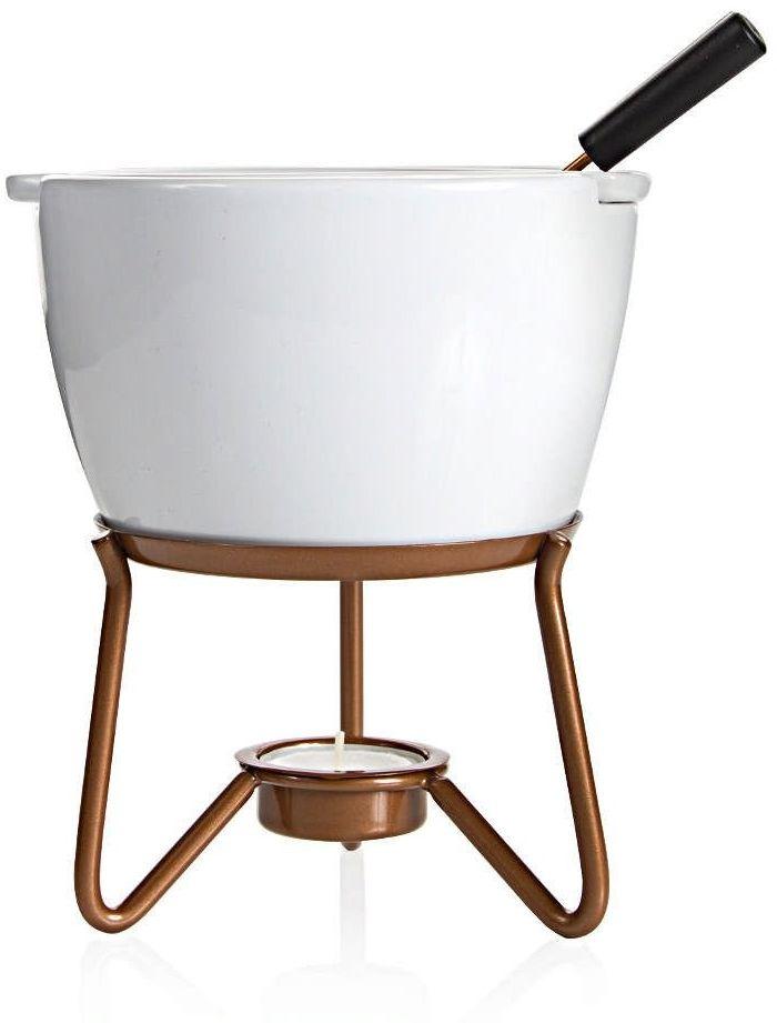 Boska - zestaw do czekoladowego fondue marie