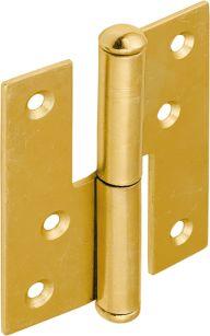 Zawias rozłączny R 80/65 mm (8060)