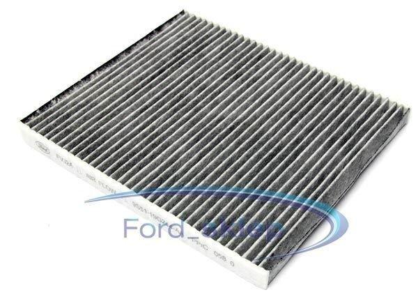 filtr kabinowy z węglem aktywnym KA 1673744de - zamiennik