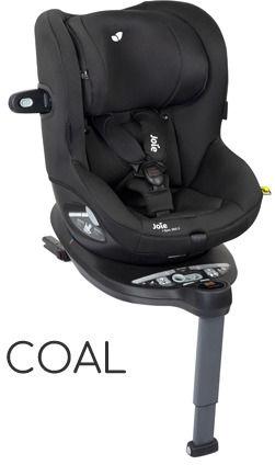 Joie i-Spin 360 E (45-105 cm) - Coal