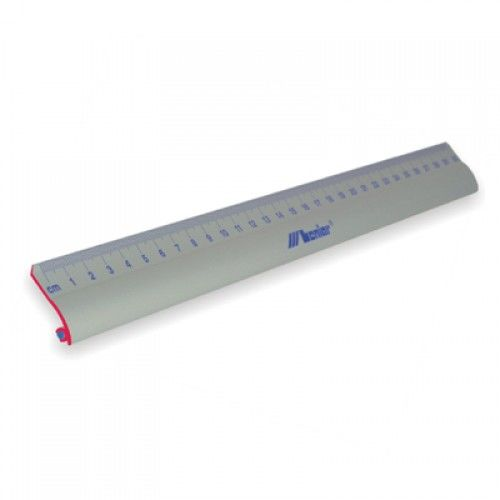 Linijka LENIAR 30cm 30312 aluminiowa SERIA 2