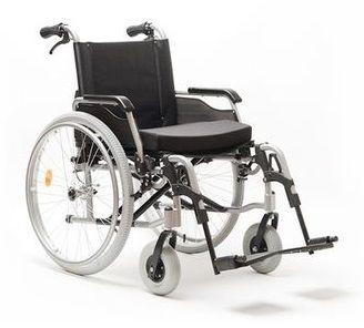 Wózek inwalidzki wykonany ze stopów lekkich ViteaCare FELIZ - (VCWK9AL)