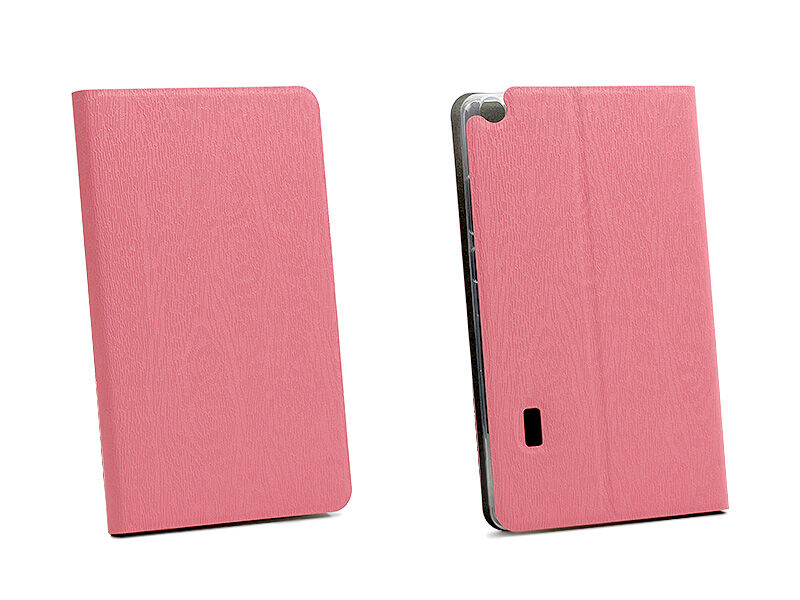 Huawei MediaPad T3 7 - etui na tablet Flex Book - różowy