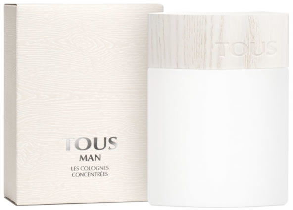 Męska woda toaletowa EDT Spray Tous Man Les Colognes 100 ml