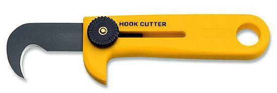 Nóż OLFA HOK-1 - z ostrzem w kształcie haka (HOK-1)
