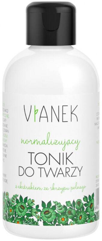 VIANEK - Normalizujący tonik do twarzy z ekstraktem ze skrzypu polnego - 150 ml