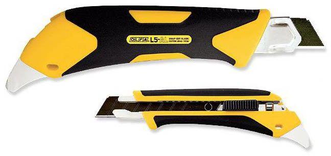 Nóż OLFA X-Design L5-AL (L5-AL)