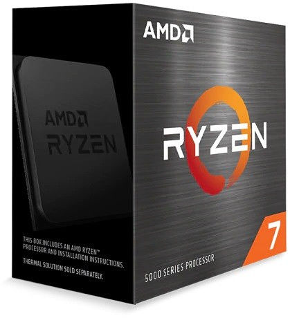 Procesor AMD Ryzen 7 5800X 3,8GHz AM4 BOX