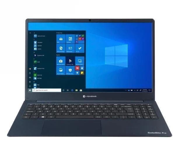 "Notebook Toshiba Dynabook SATELLITE PRO C50 15,6""FHD/i5-1035G1/8GB/SSD512GB/UHD/10PR Black"