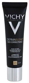Vichy Dermablend 3D Correction podkład korygująco-wygładzający SPF 25 odcień 25 Nude 30 ml